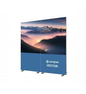 Stand Tekstylny Vector 2x2
