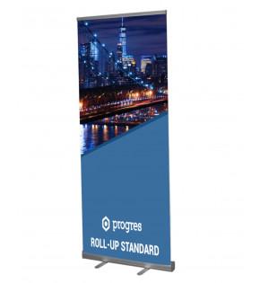 Roll-Up Standard 85 x 200 cm z wydrukiem