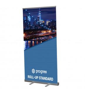 Roll-Up Standard 100 x 200 cm z wydrukiem
