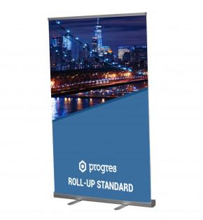 Roll-Up Standard 120 x 200 cm z wydrukiem