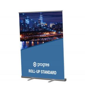 Roll-Up Standard 150 x 200 cm z wydrukiem