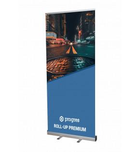 Roll-Up Premium 85 x 200 cm z wydrukiem