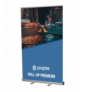 Roll-Up Premium 120 x 200 cm z wydrukiem