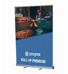 Roll-Up Premium 150 x 200 cm z wydrukiem
