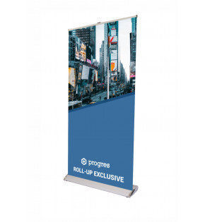 Roll-Up Exclusive 100 x 200 cm z wydrukiem