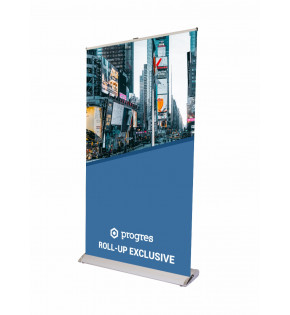 Roll-Up Exclusive 120 x 200 cm z wydrukiem