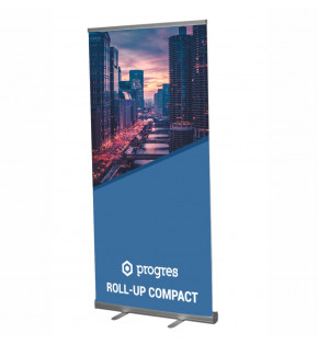 Roll-Up Compact 85 x 200 cm z wydrukiem