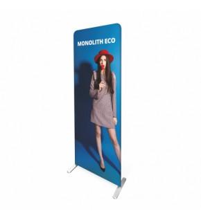 Stand Tekstylny Monolith Eco 100 x 200 cm z wydrukiem