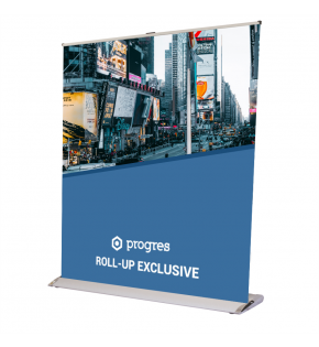 Roll-Up Exclusive 200 x 200 cm z wydrukiem