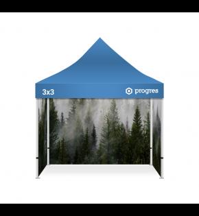 Namiot reklamowy 3x3 z indywidualną grafiką