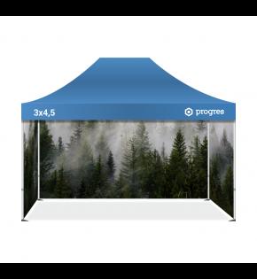 Namiot reklamowy 3x4,5 z indywidualną grafiką