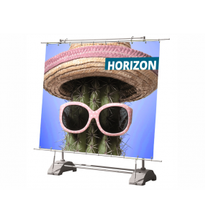 Baner napinany Horizon 250 x 240 cm z wydrukiem